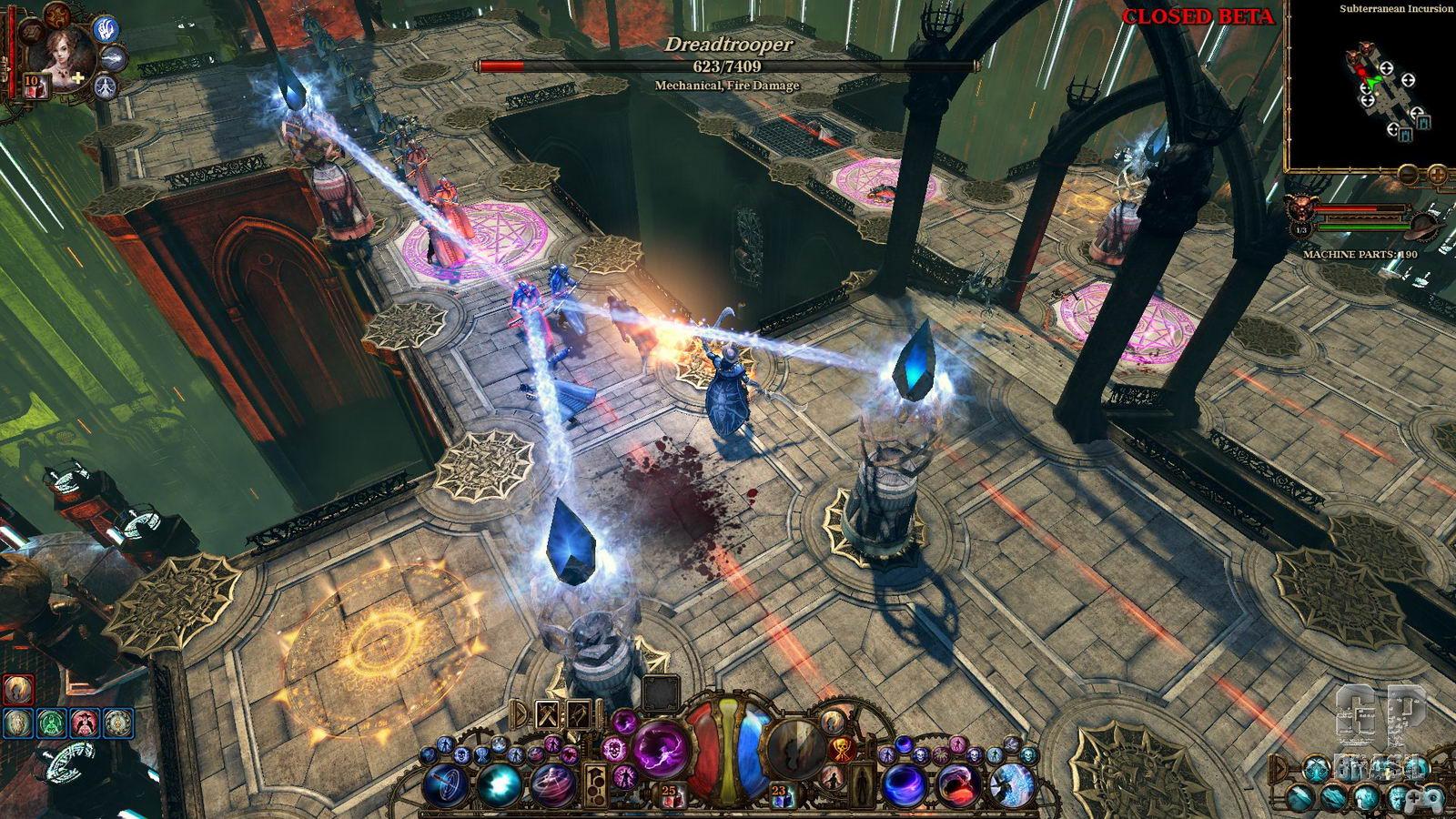 Скриншот The Incredible Adventures of Van Helsing 2
