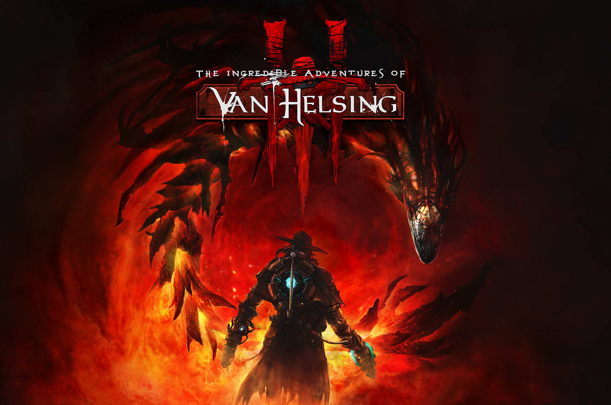 Скриншот The Incredible Adventures of Van Helsing 3
