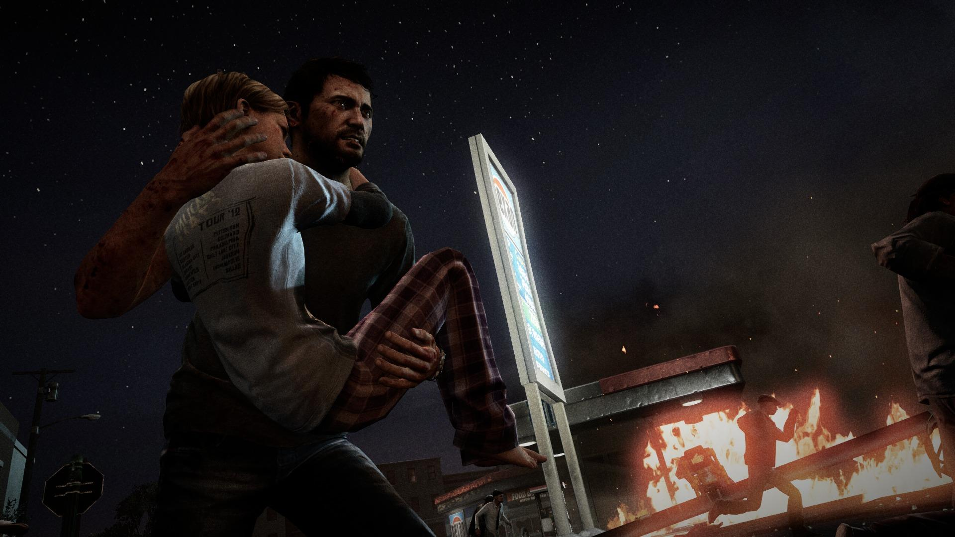 Скриншот The Last of Us: Left Behind