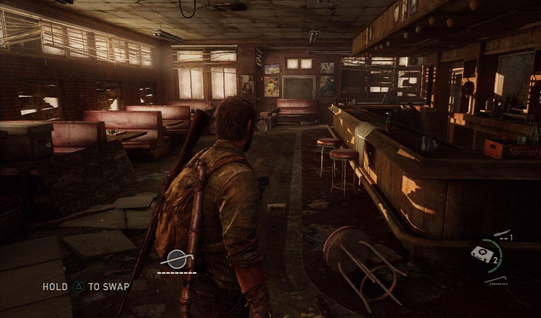 Скриншот The Last of Us