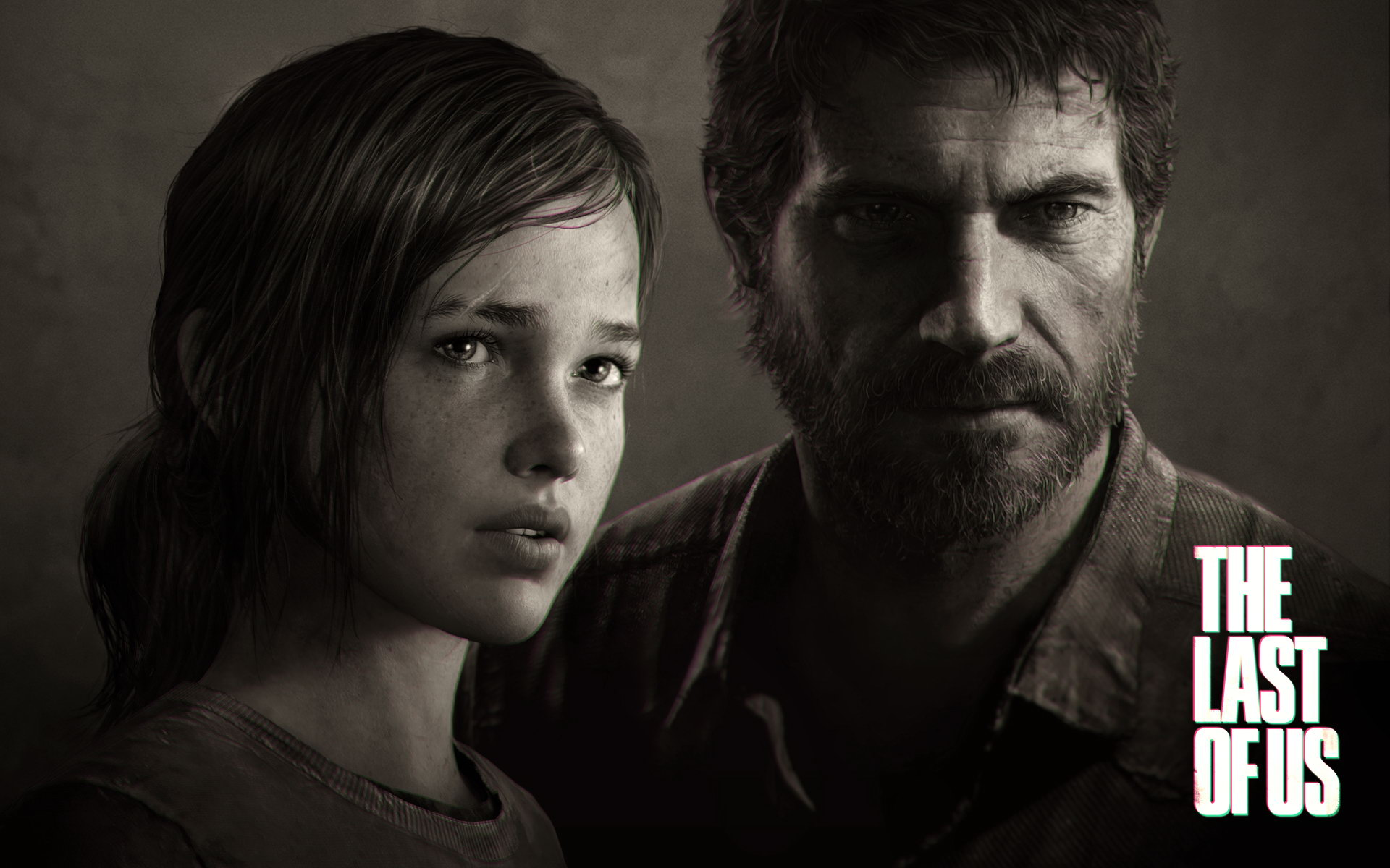 Арт The Last of Us