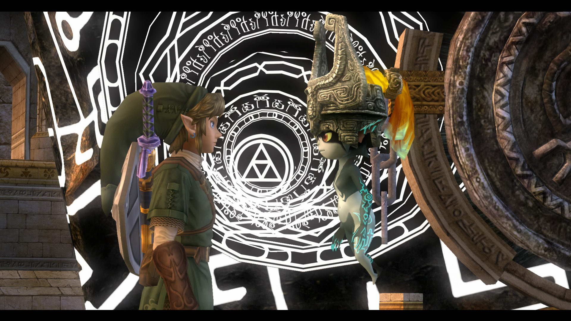 Скриншот The Legend of Zelda: Twilight Princess HD