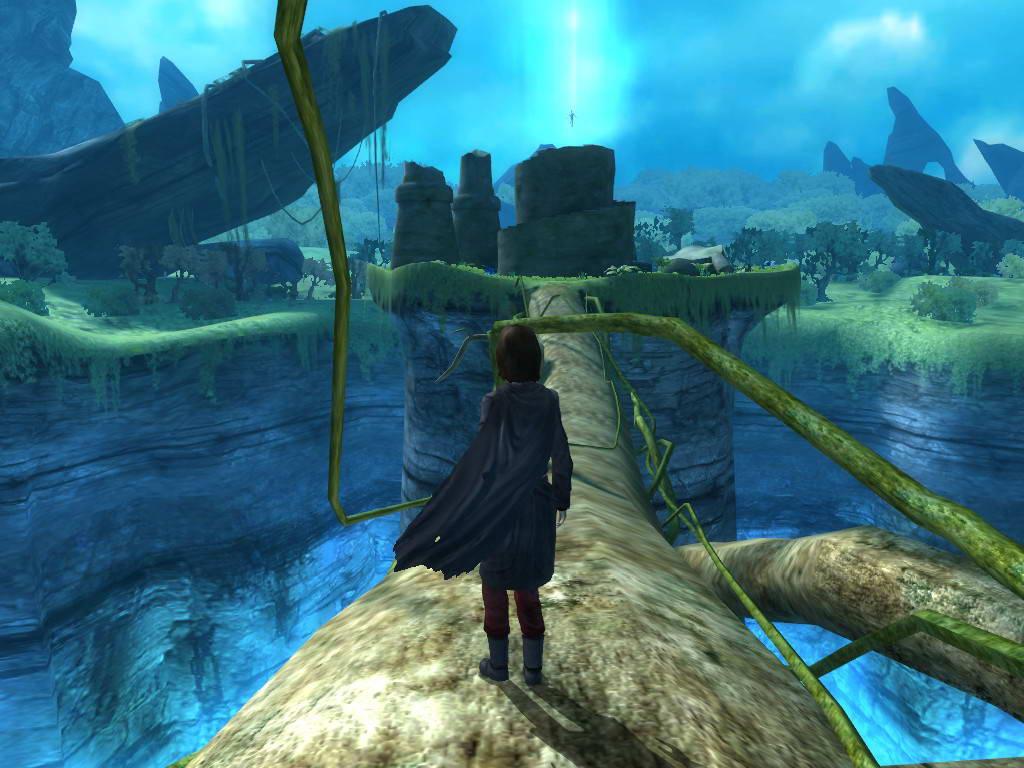 Скриншот The Longest Journey
