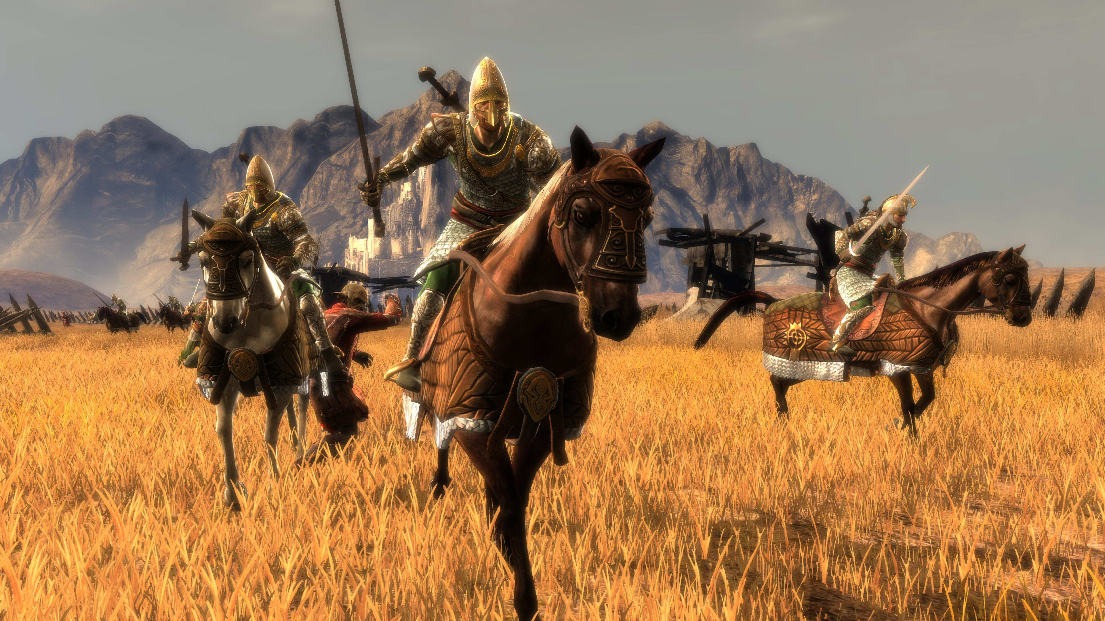 Скриншот The Lord of the Rings: Conquest