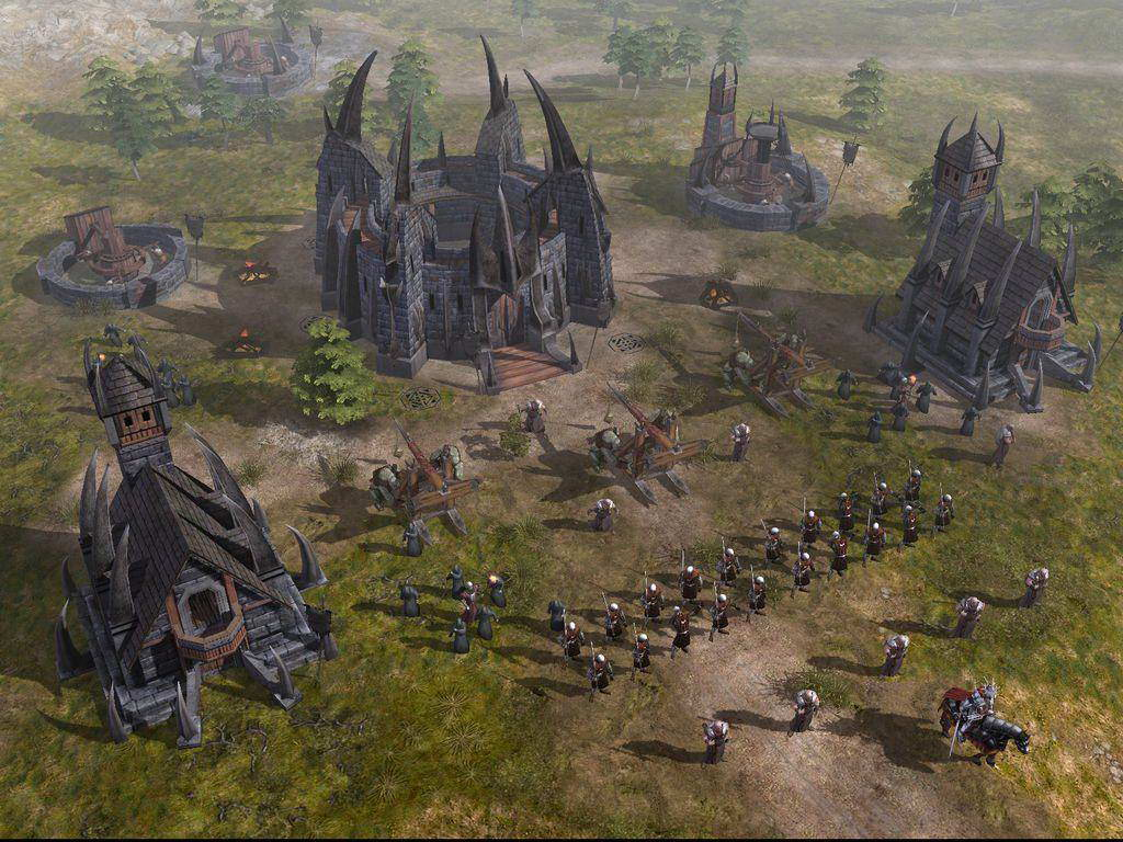 Скриншот The Lord of the Rings: The Battle for Middle-Earth