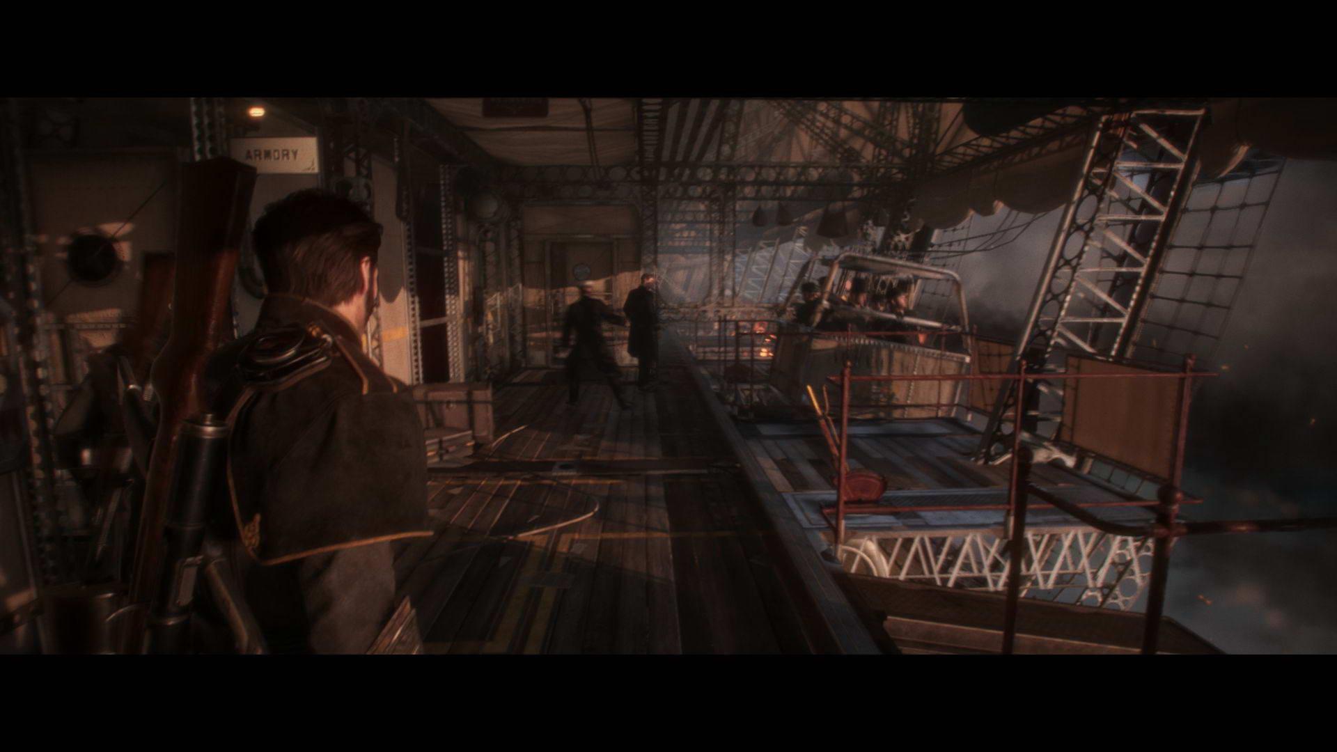Скриншот The Order: 1886