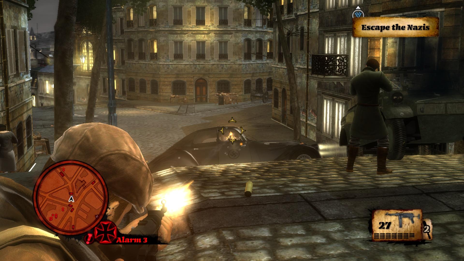Скриншот The Saboteur