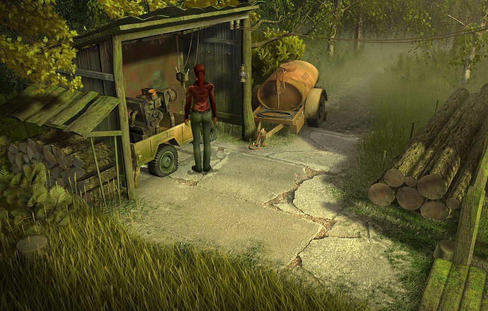 Скриншот The Secret Files: Tunguska