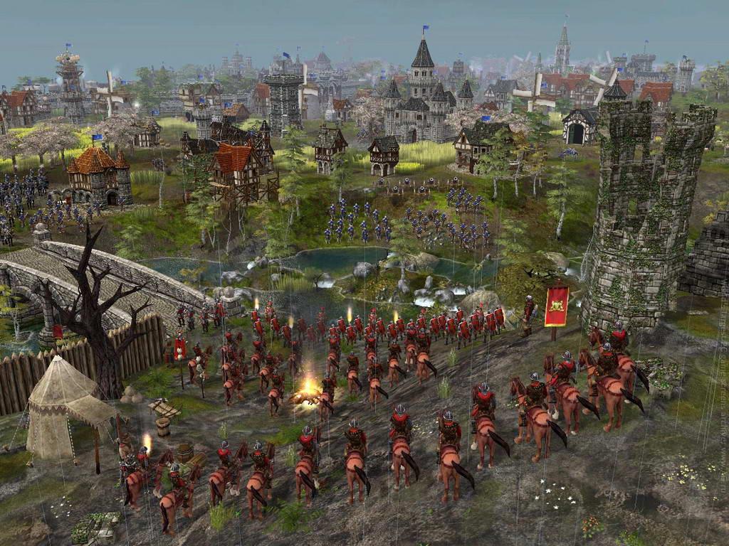 Скриншот The Settlers: Heritage of Kings