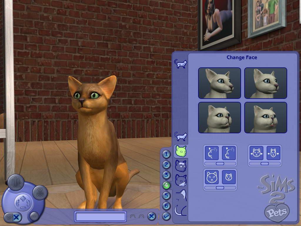 Скриншот The Sims 2: Pets