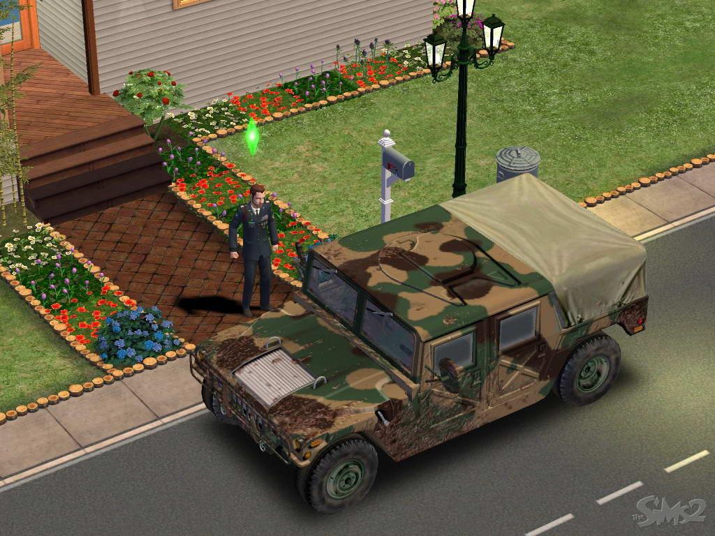 Скриншот The Sims 2