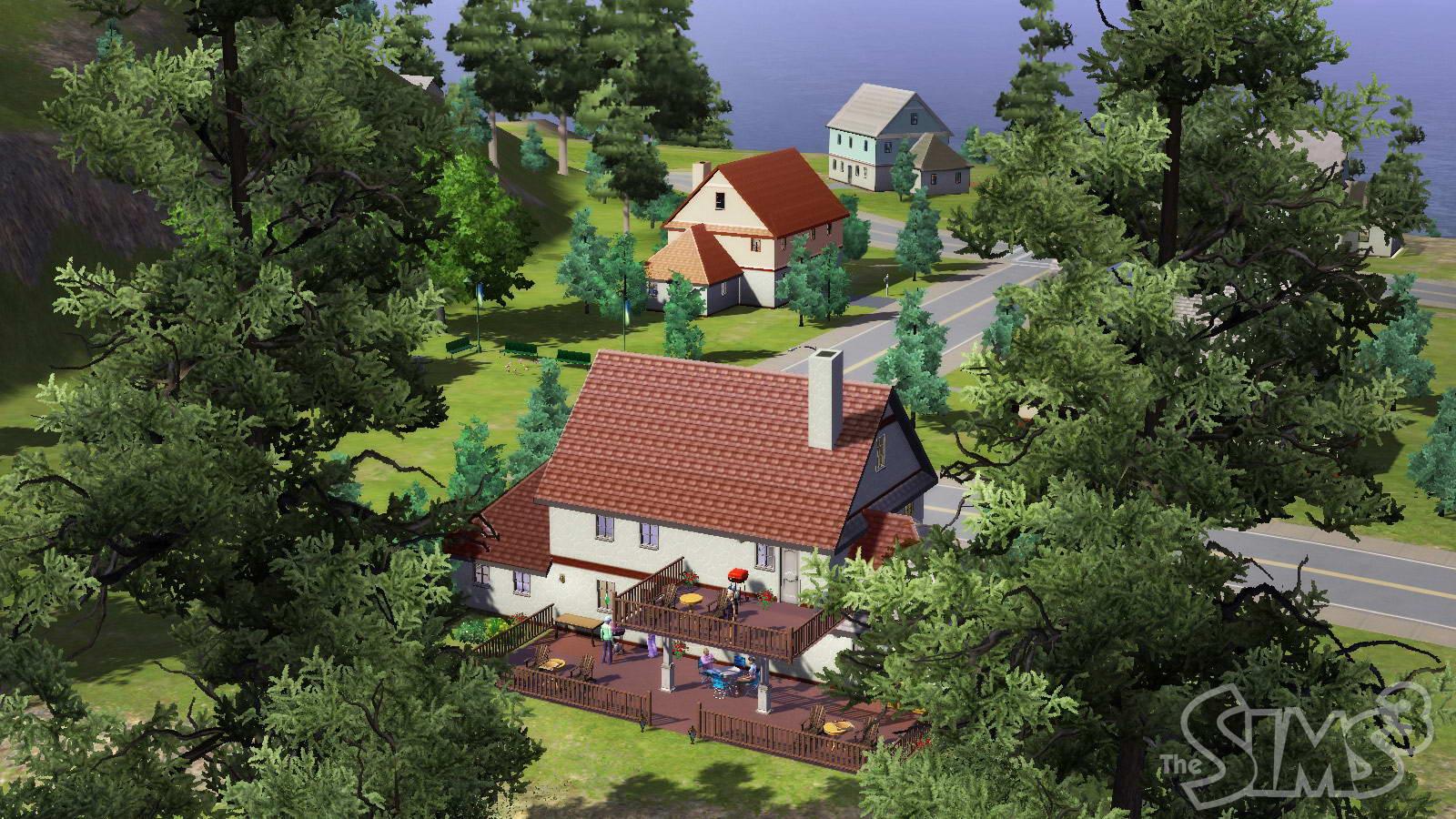 Скриншот The Sims 3: High-End Loft Stuff