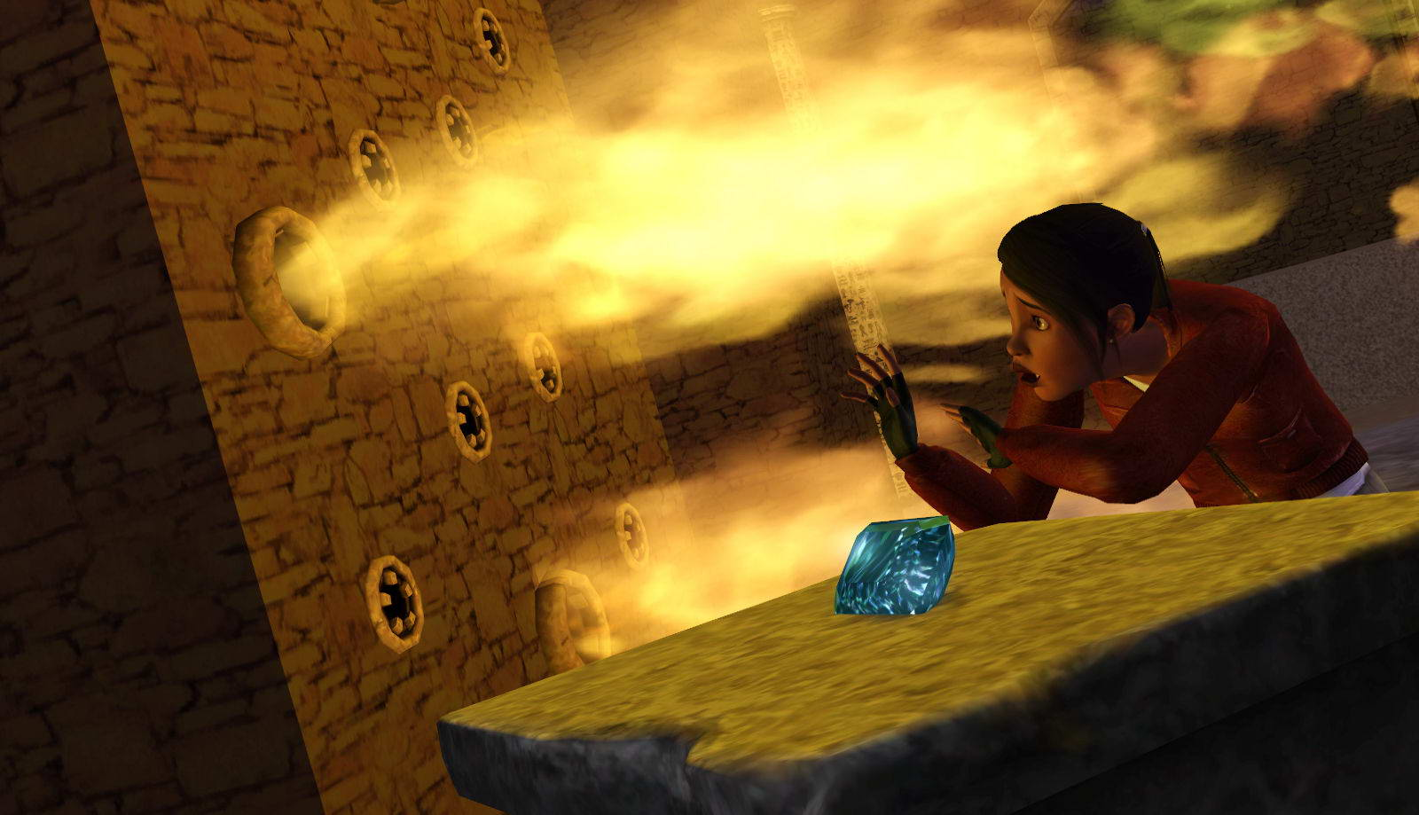 Скриншот The Sims 3: World Adventures