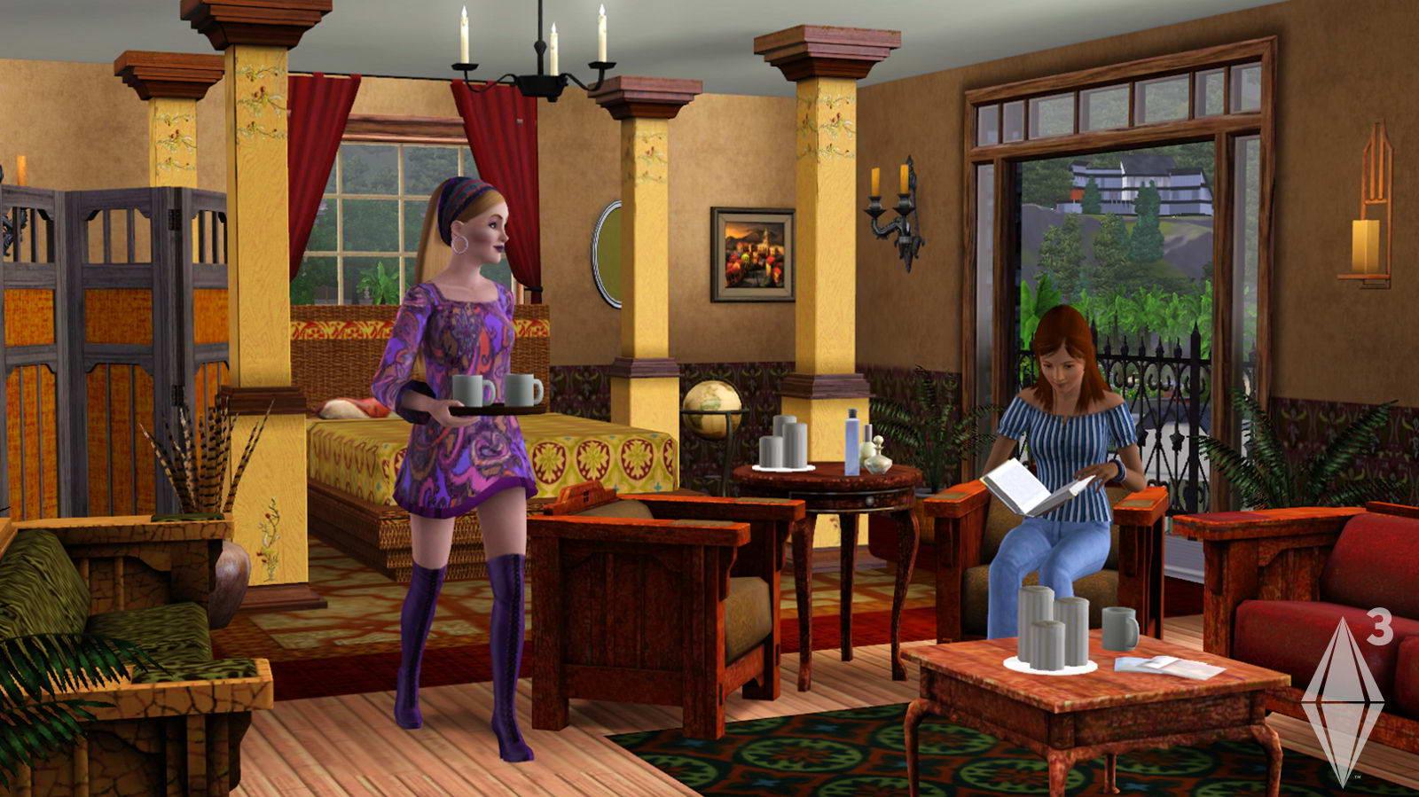 Скриншот The Sims 3