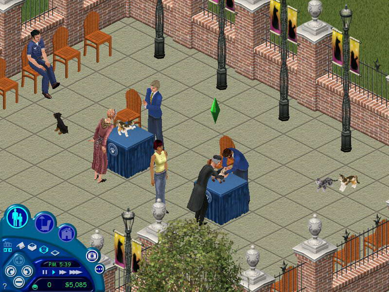 Скриншот The Sims: Unleashed