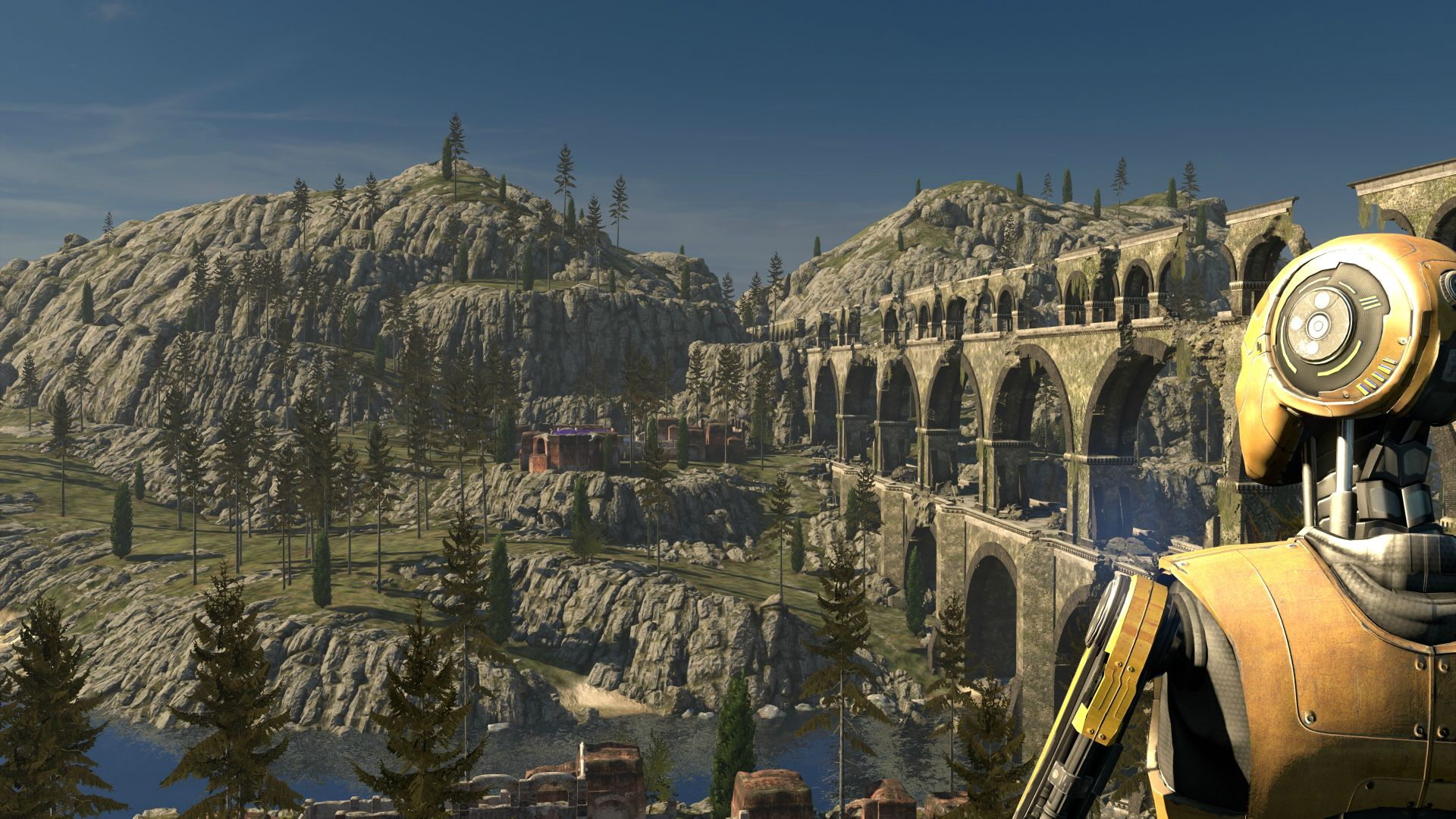 Скриншот The Talos Principle: Road To Gehenna