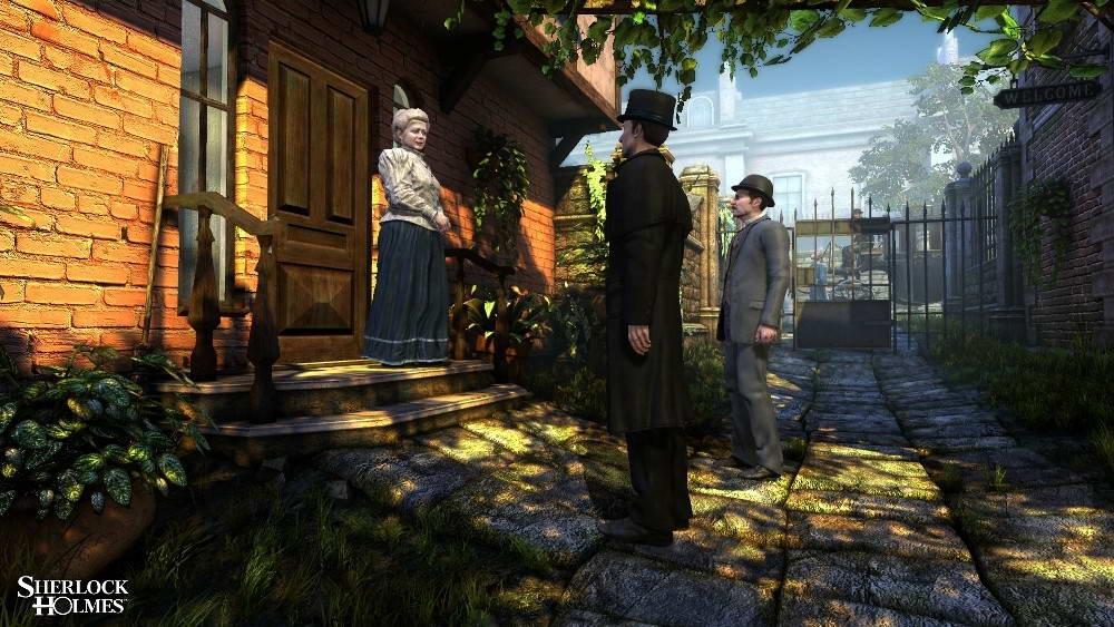 Скриншот The Testament of Sherlock Holmes