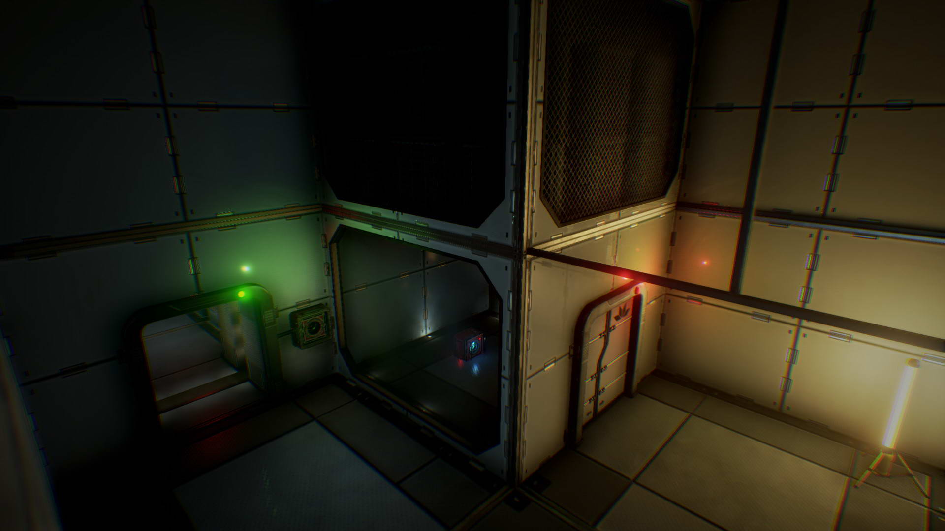 Скриншот The Turing Test