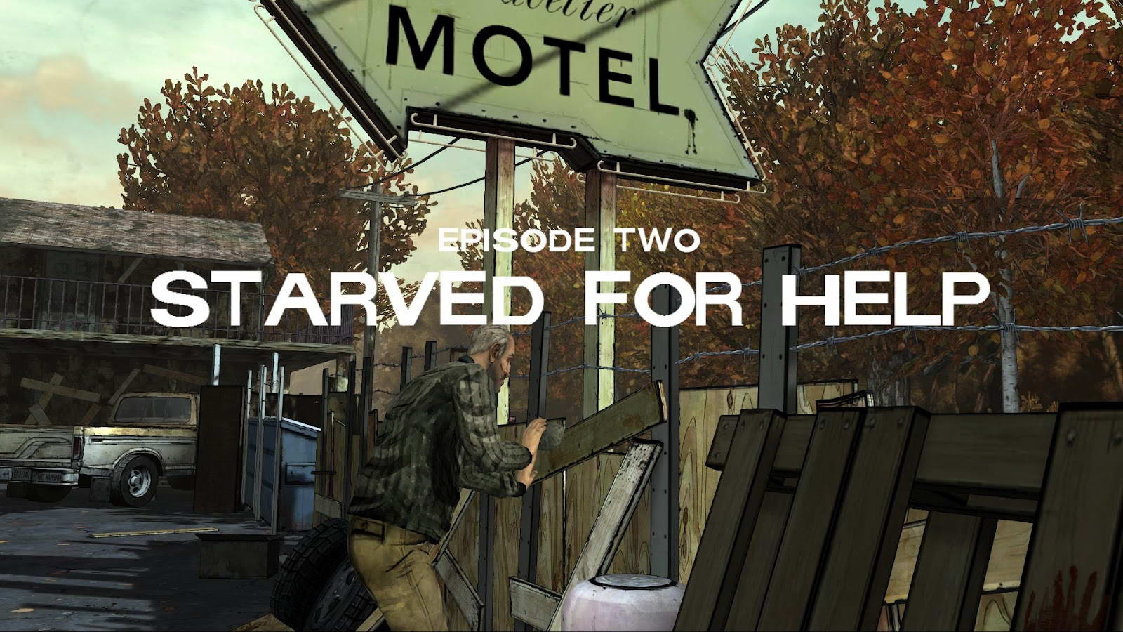 Скриншот The Walking Dead: Episode 2 - Starved for Help