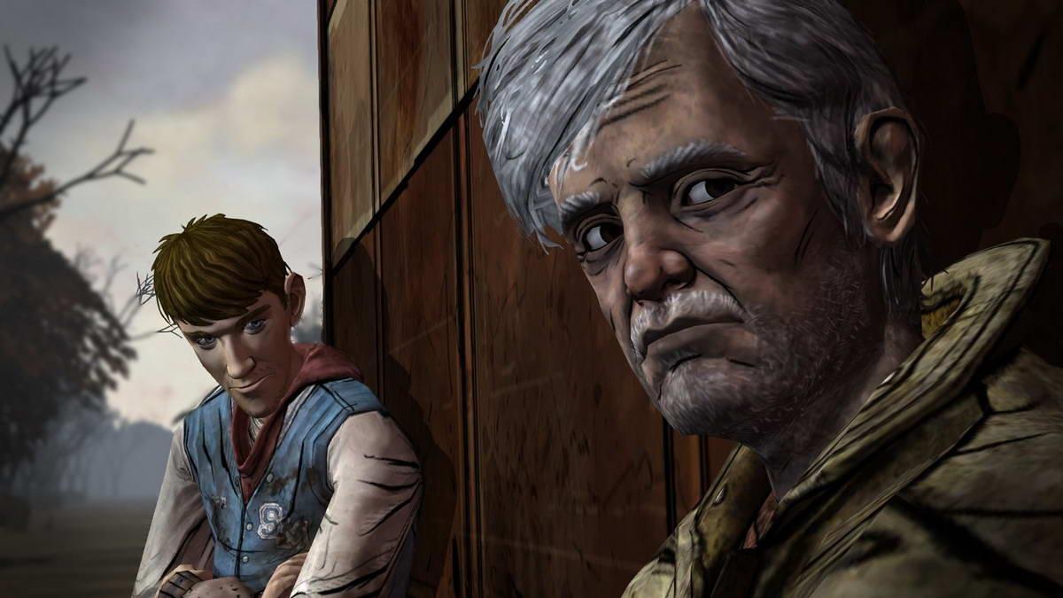 Скриншот The Walking Dead: Episode 3 - Long Road Ahead