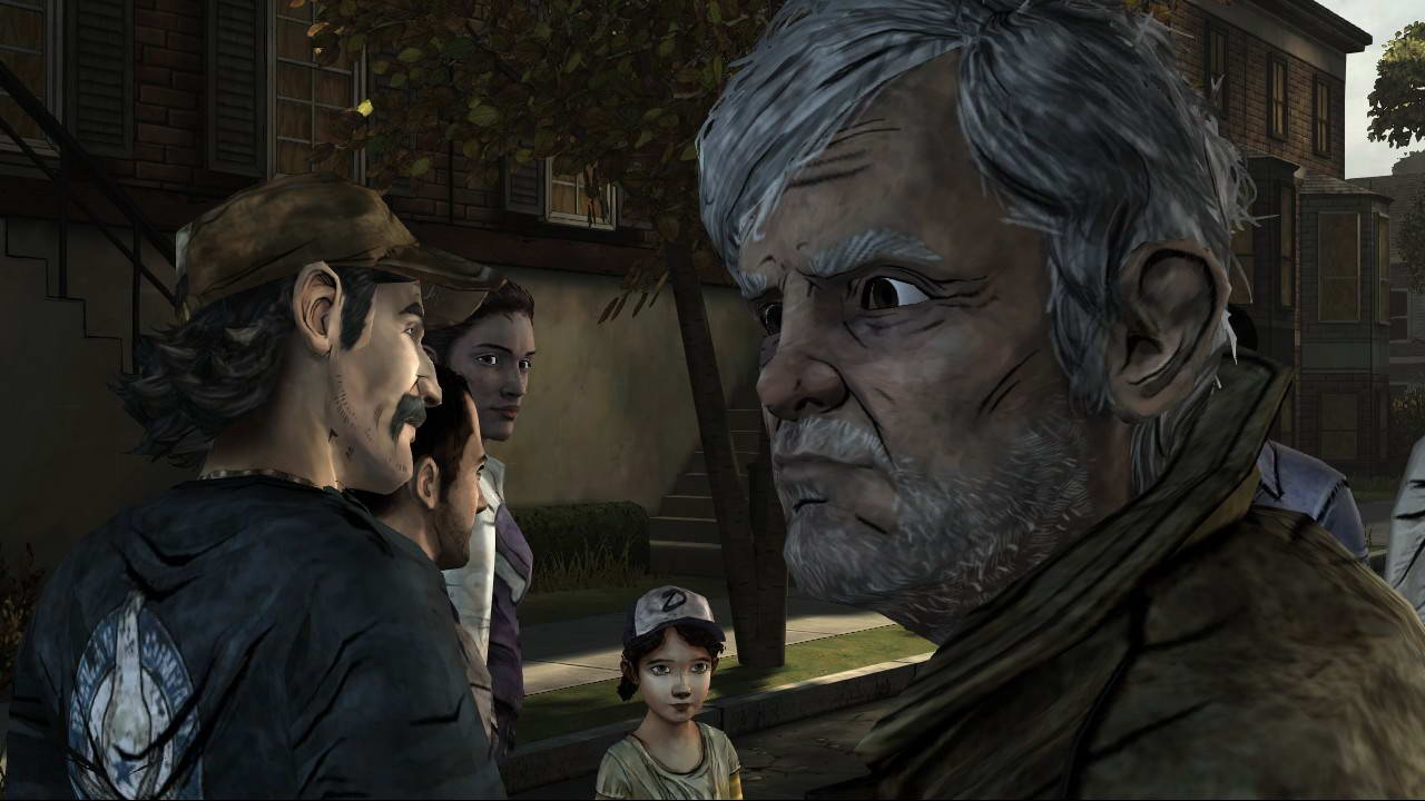 Скриншот The Walking Dead: Episode 4 - Around Every Corner