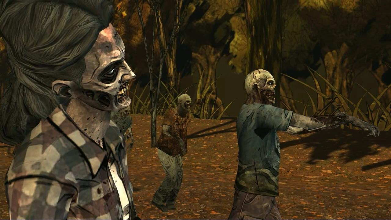 Скриншот The Walking Dead: Episode 5 - No Time Left