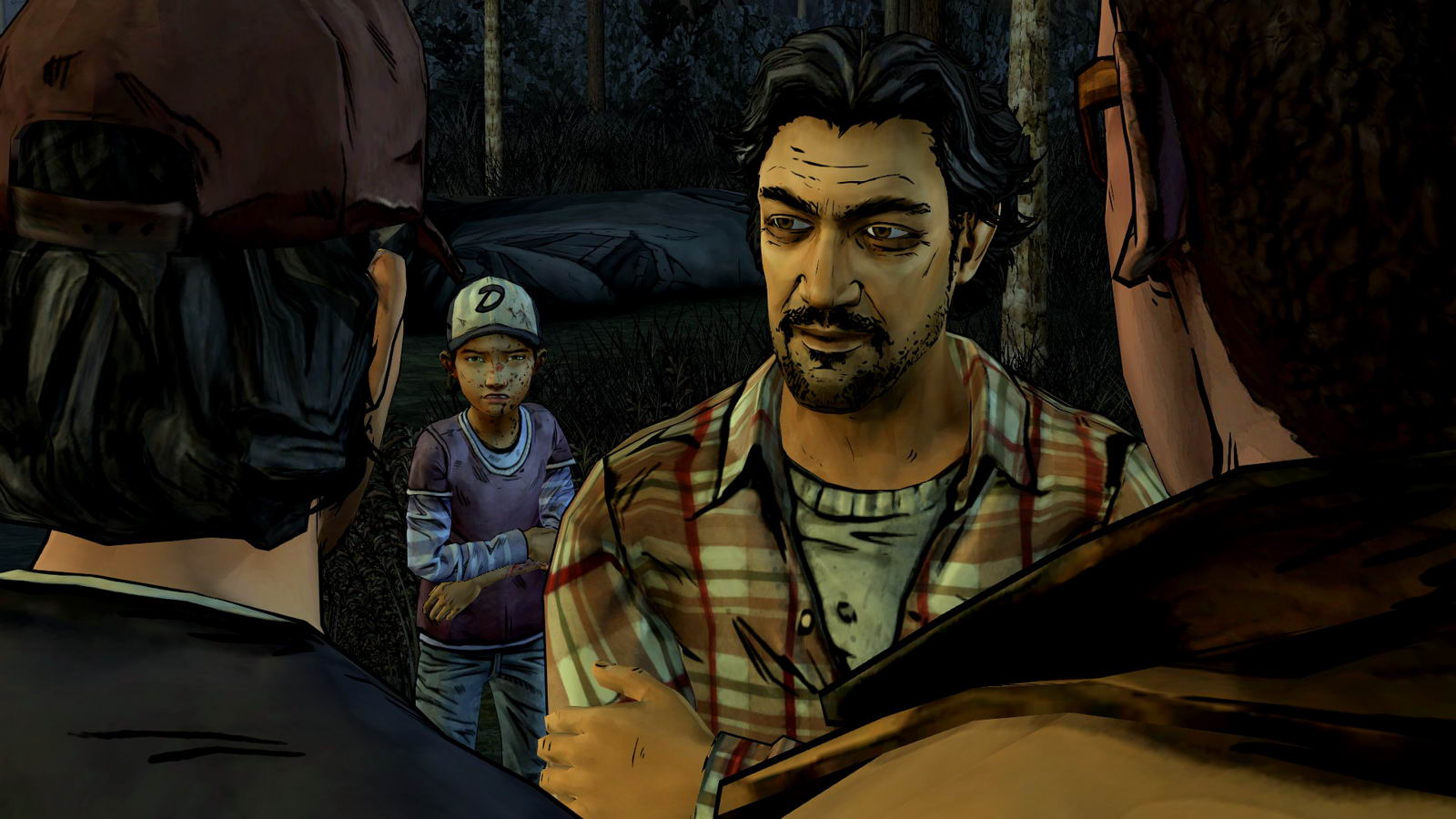 Скриншот The Walking Dead: Season Two Episode 1 - All That Remains