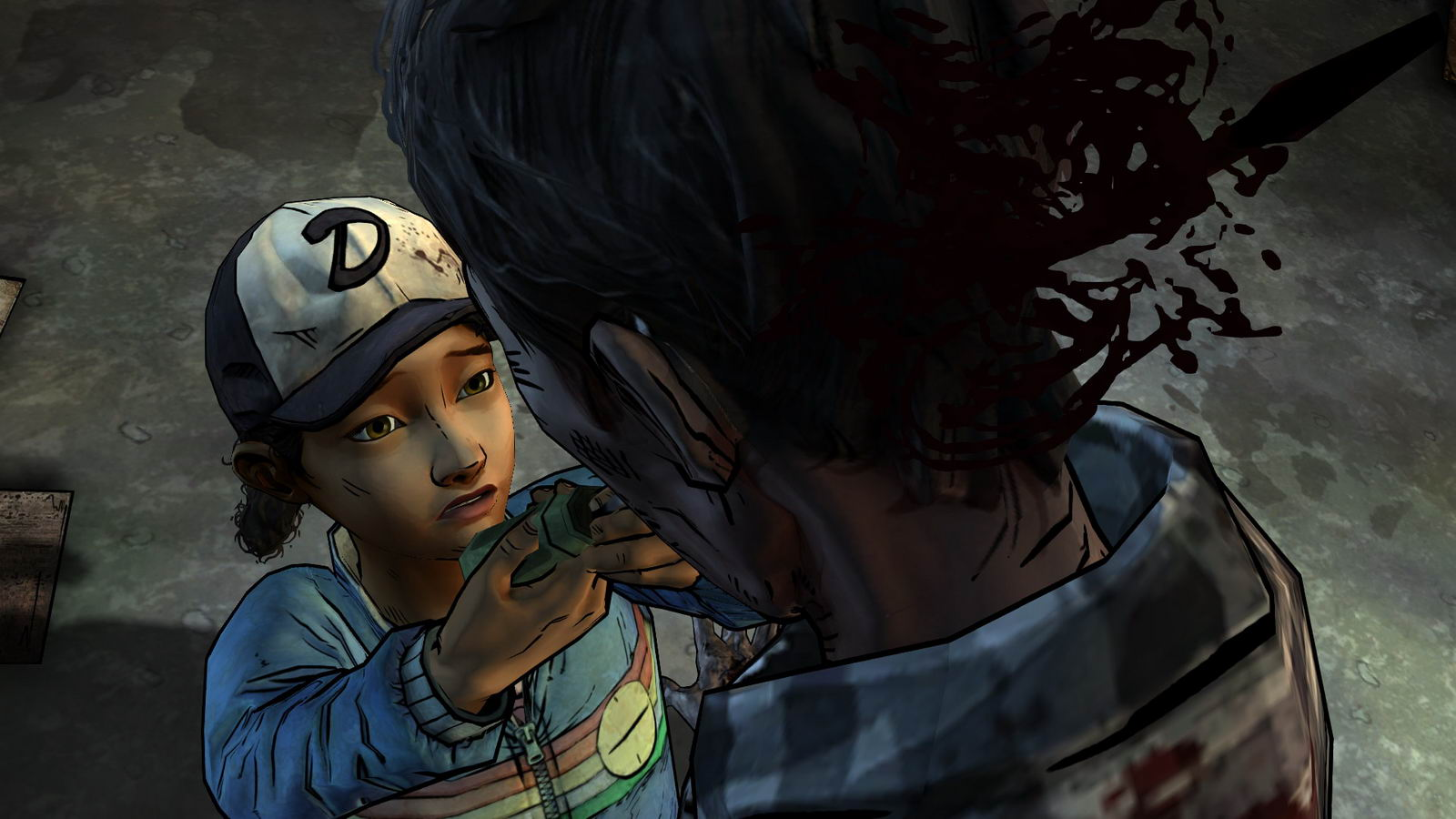 Скриншот The Walking Dead: Season Two Episode 3 - In Harm's Way