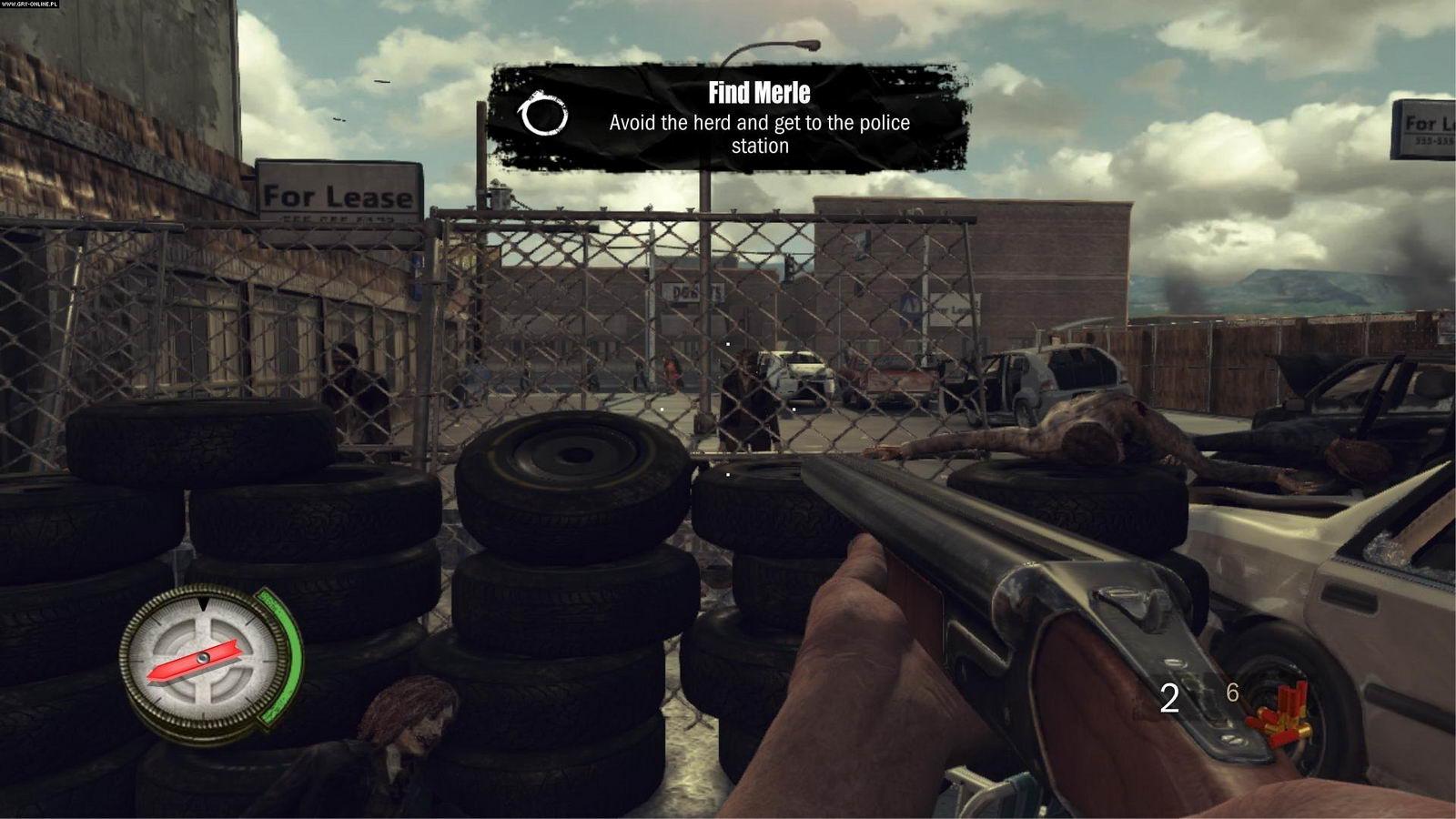 Скриншот The Walking Dead: Survival Instinct