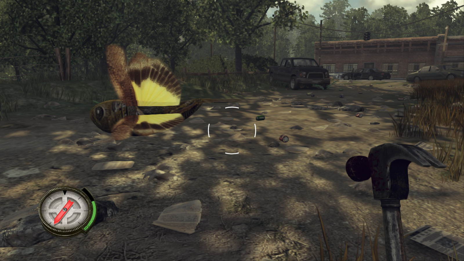 Скриншот The Walking Dead: Survival Instinct