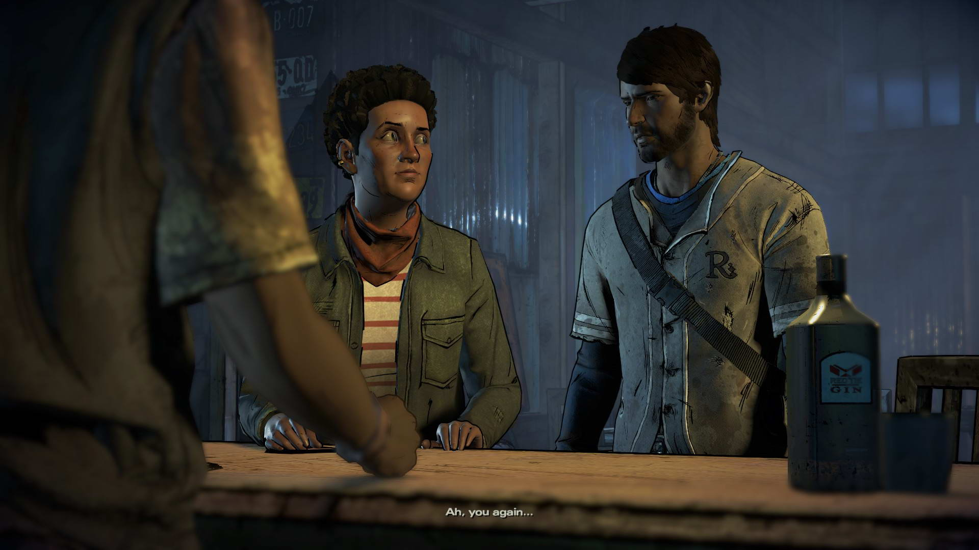 Скриншот The Walking Dead: The Telltale Series - A New Frontier Episode 1: Ties That Bind Part One