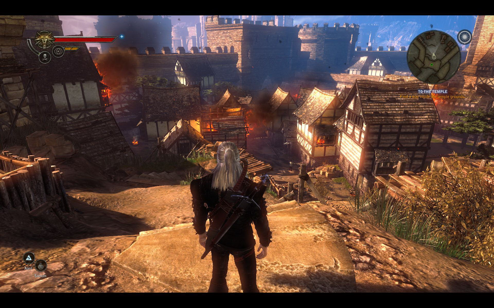 Скриншот The Witcher 2: Assassins of Kings