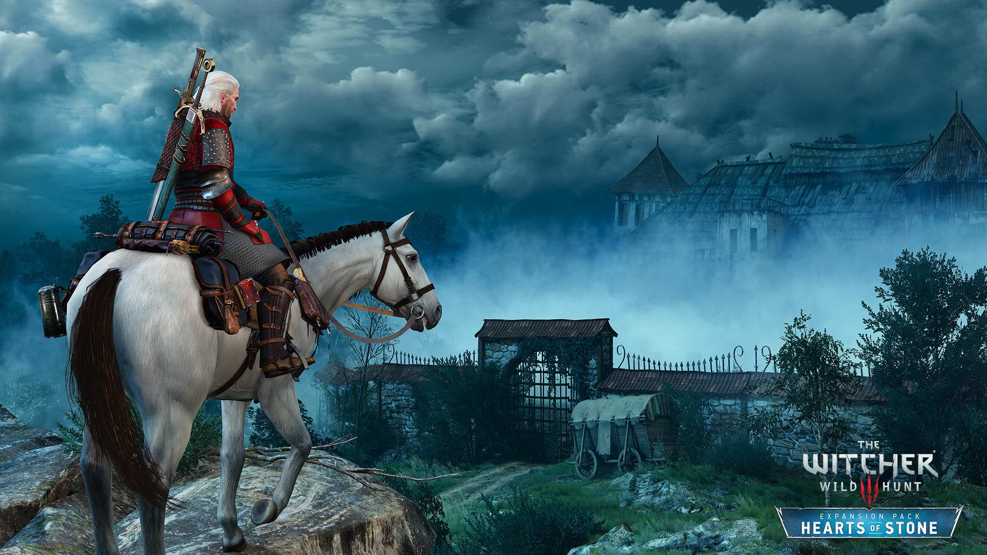 Скриншот The Witcher 3: Wild Hunt - Hearts of Stone