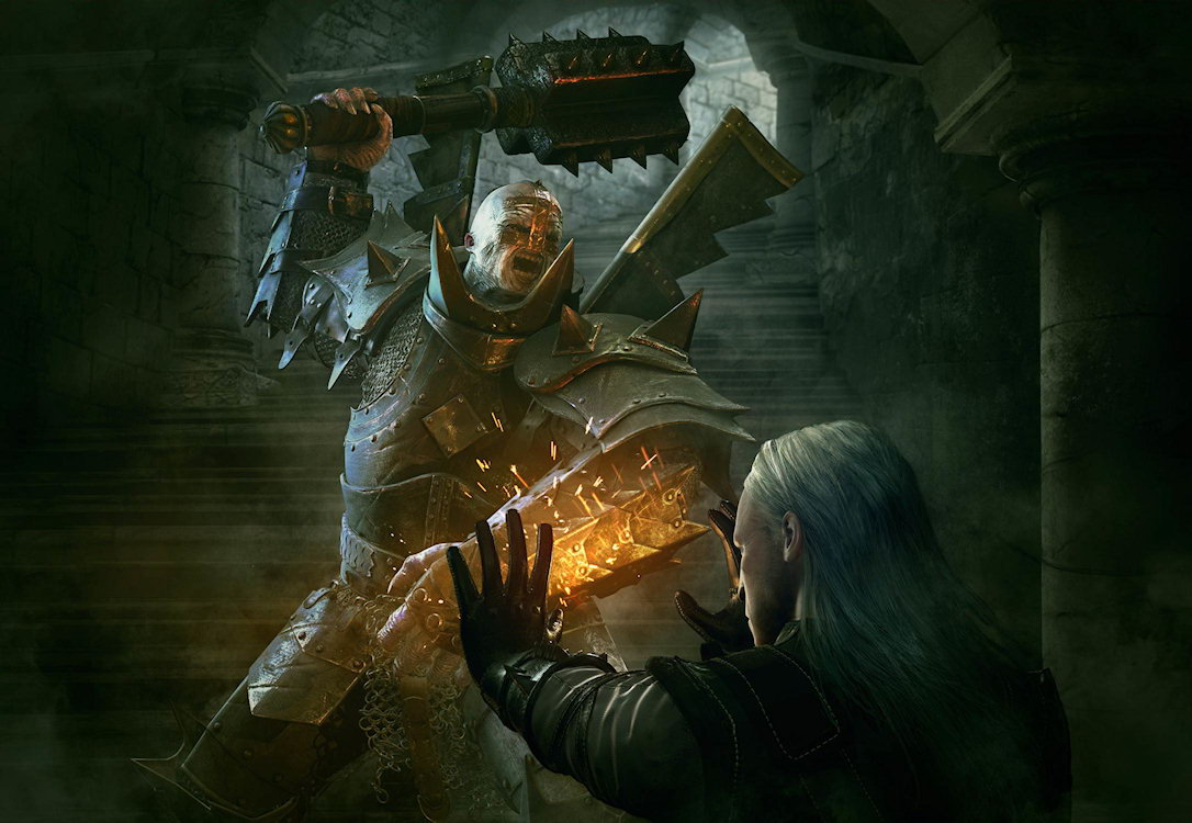 Арт The Witcher