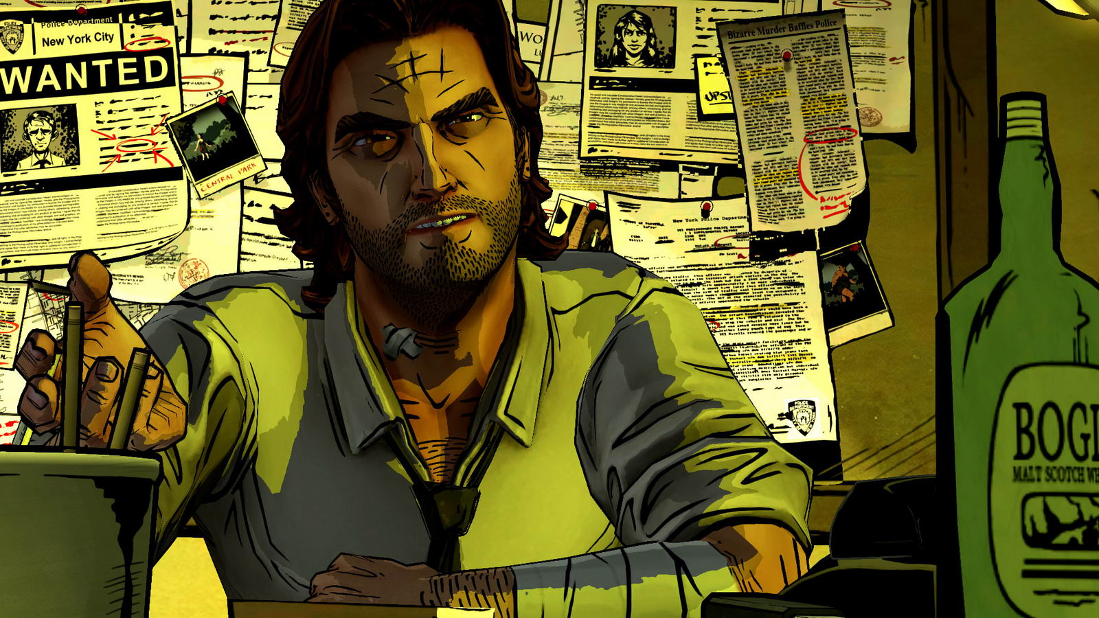 Скриншот The Wolf Among Us: Episode 4 - In Sheep's Clothing