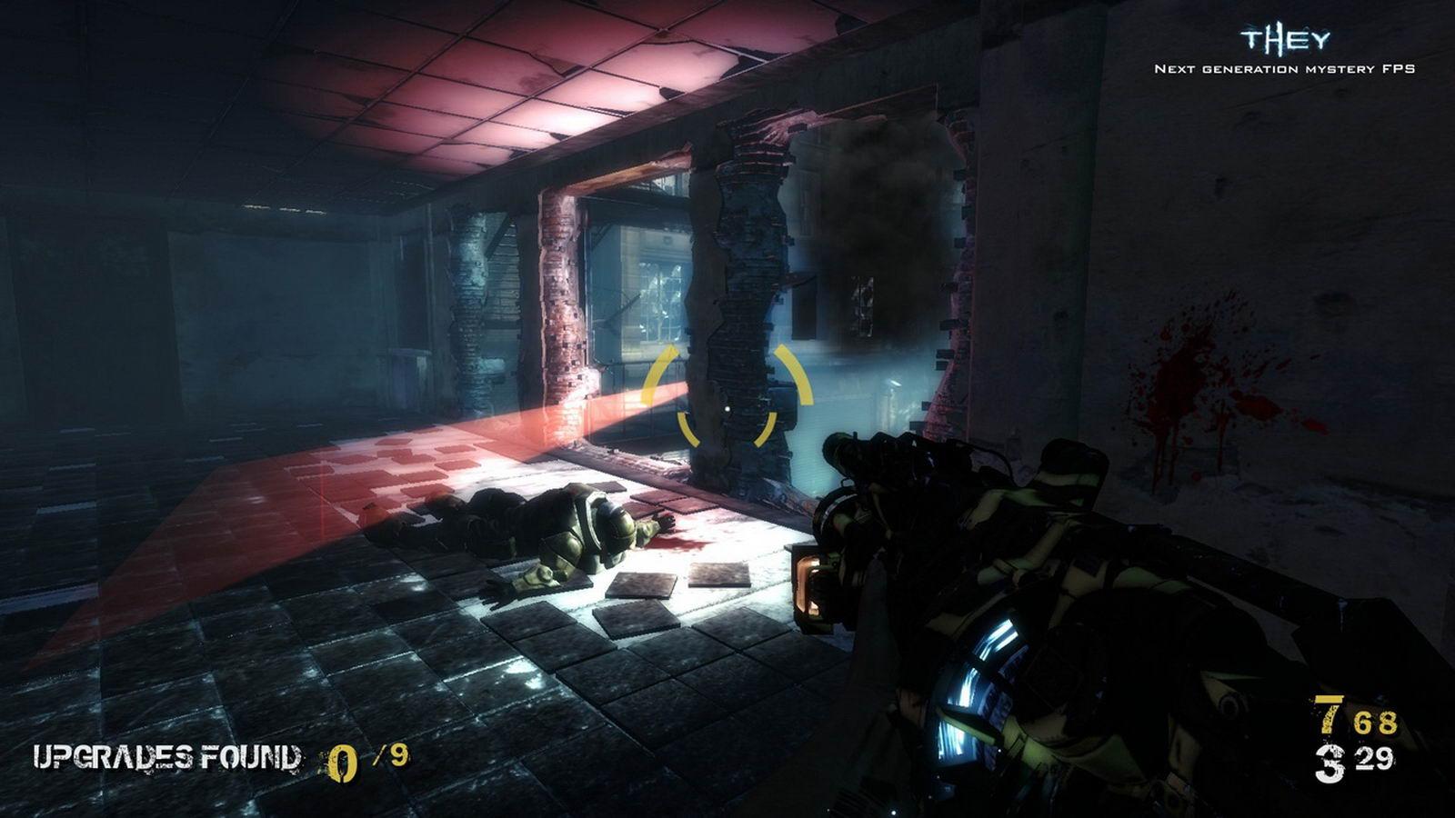 Скриншот They