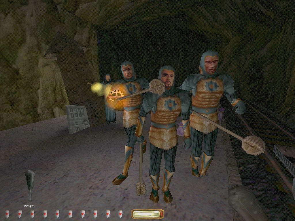 Скриншот Thief II: The Metal Age