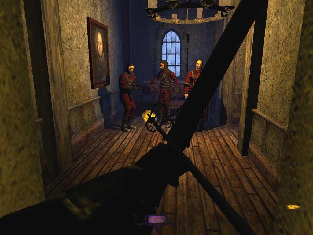 Скриншот Thief: Deadly Shadows