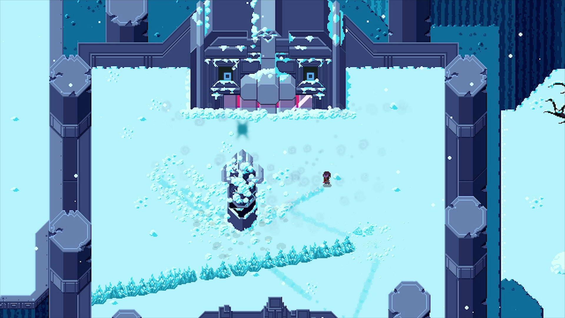 Скриншот Titan Souls