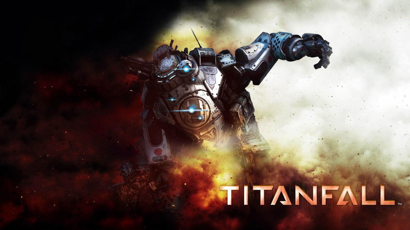 Арт Titanfall