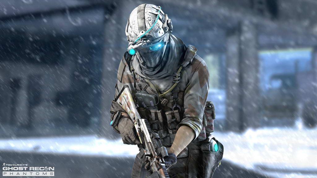 Скриншот Tom Clancy's Ghost Recon Phantoms