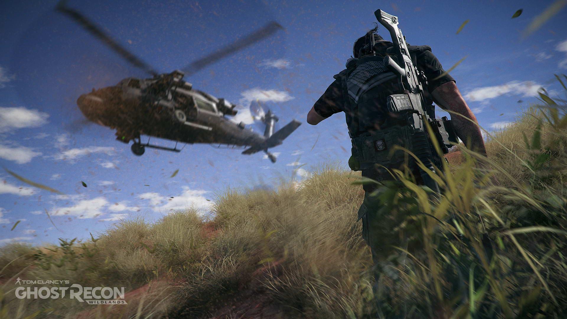 Скриншот Tom Clancy's Ghost Recon: Wildlands