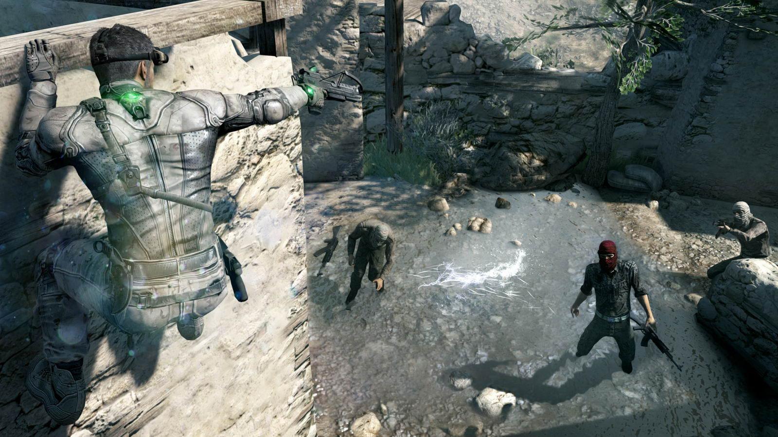 Скриншот Splinter Cell: Blacklist