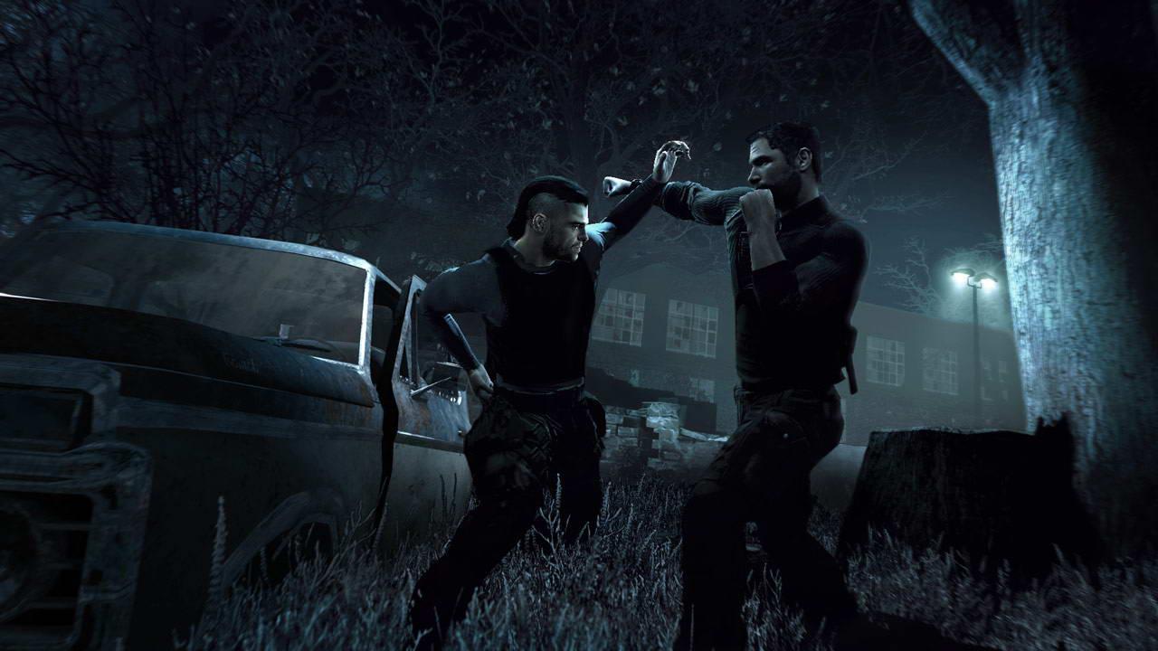 Скриншот Tom Clancy's Splinter Cell: Conviction
