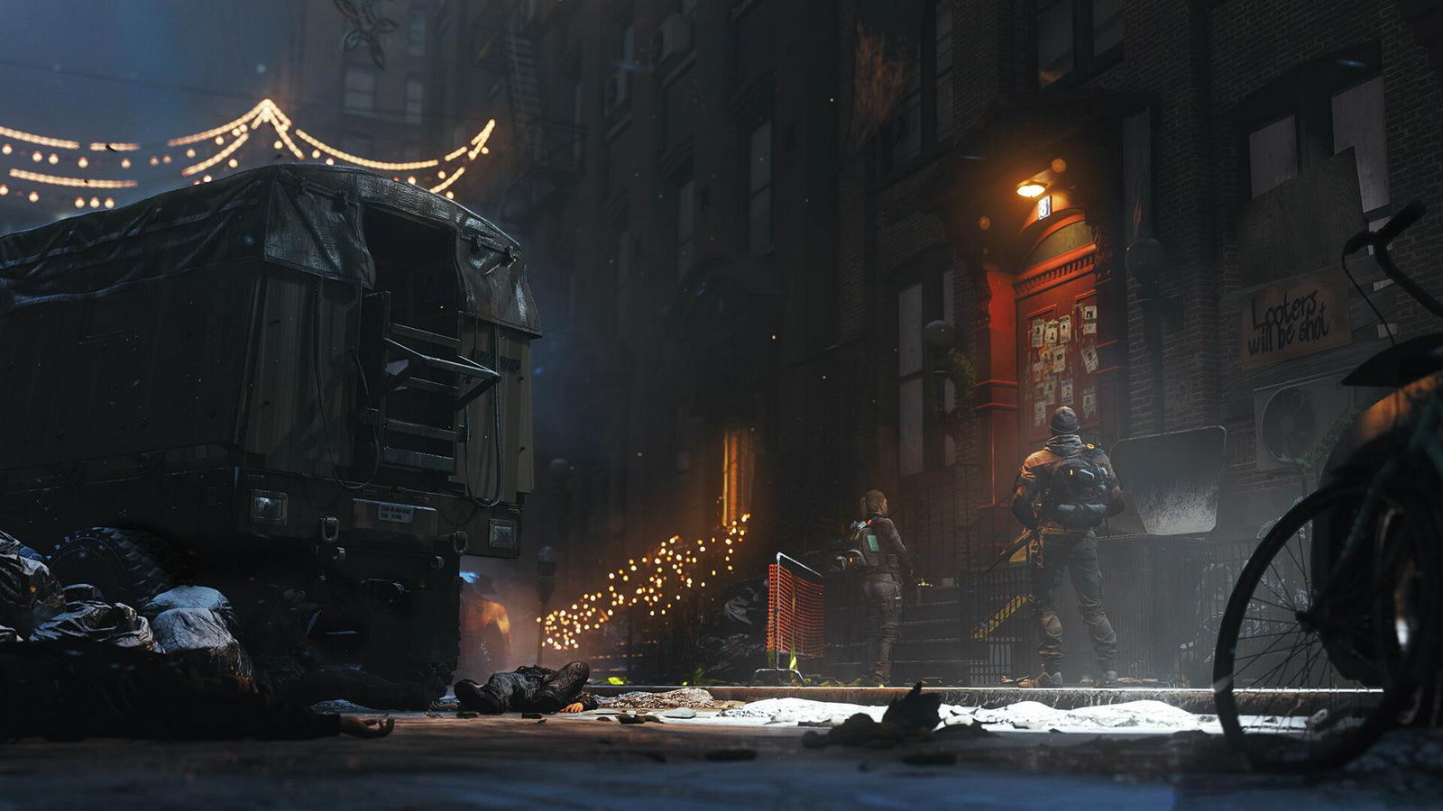 Арт Tom Clancy's The Division