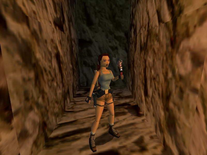 Скриншот Tomb Raider III: Adventures of Lara Croft