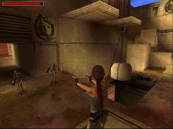 Скриншот Tomb Raider IV: The Last Revelation