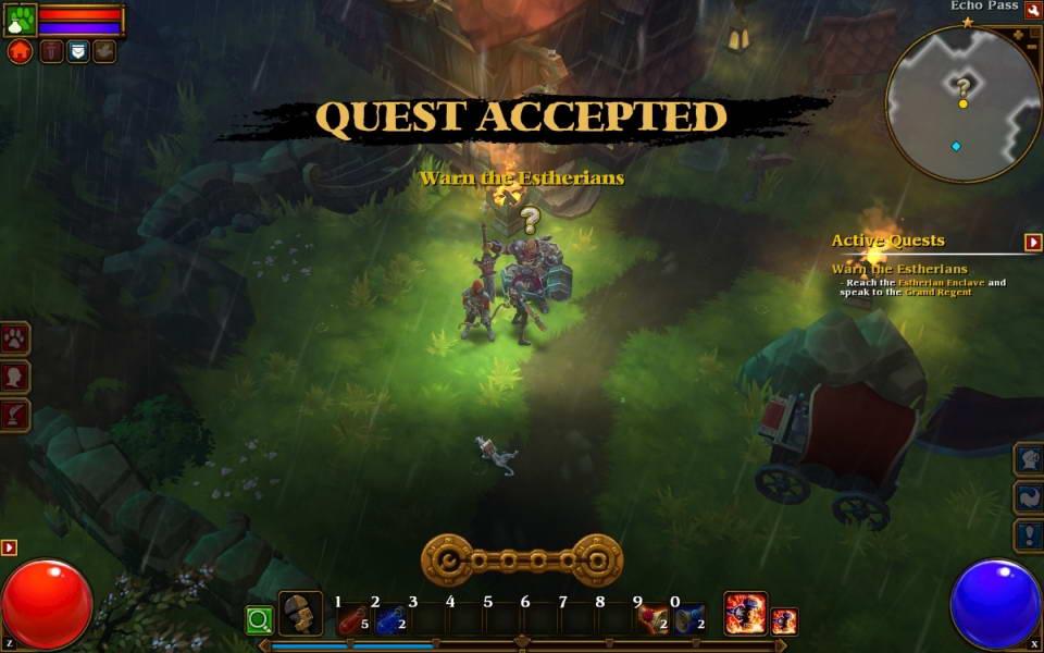 Скриншот Torchlight II