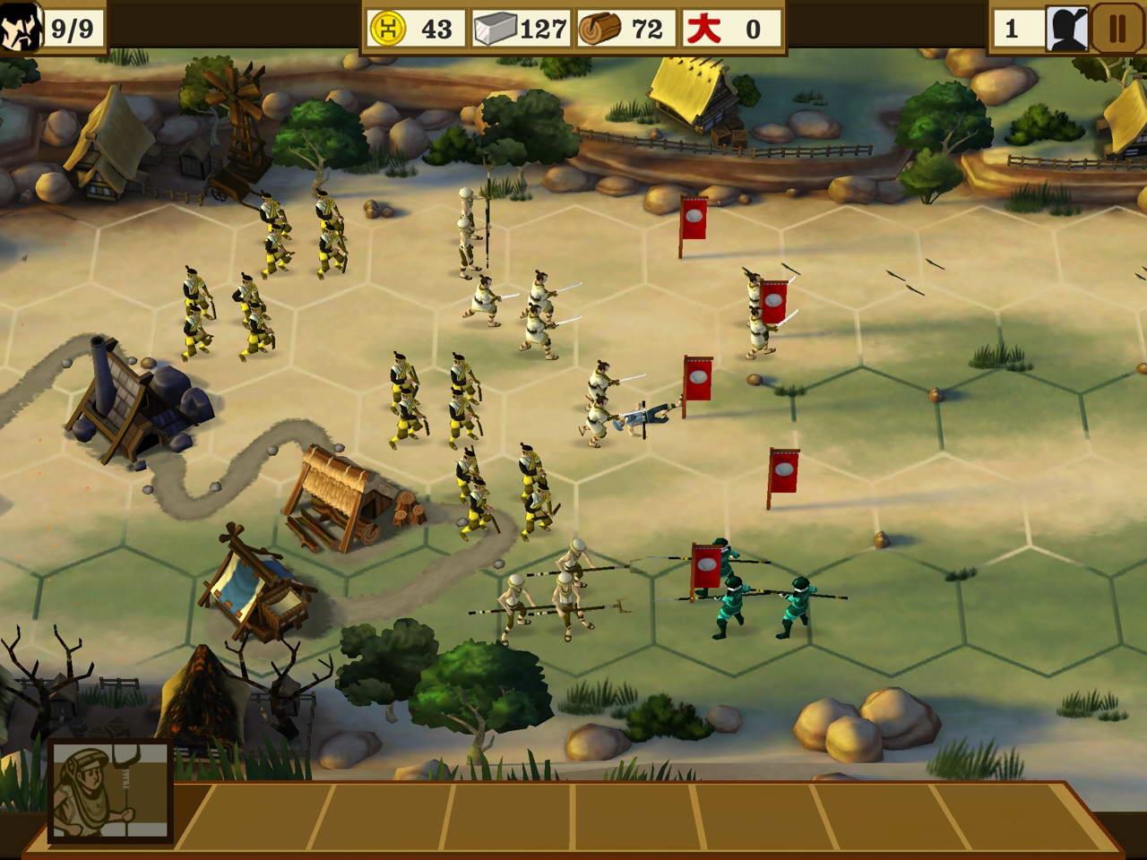 Скриншот Total War Battles: SHOGUN