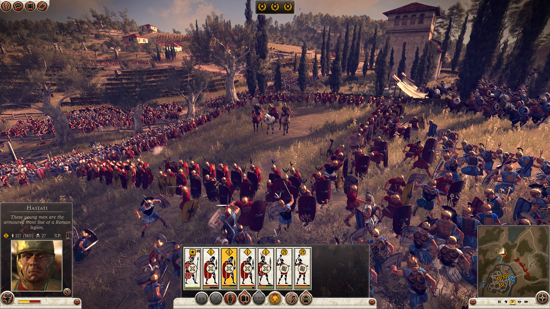Скриншот Total War Rome 2: Emperor Edition